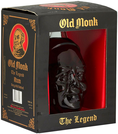 Old Monk The Legend + GB 42,8% 1l
