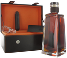 Koňak Polignac Heritage Du Prince 40% 0,7l (Crystal carafe + leather box with leather cigar coffer)