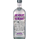 Vodka Absolut Kurant 40% 1l