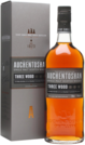 Whisky Auchentoshan Three Wood 12 YO + GB 43% 0,7l