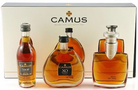Koňak Camus Miniature Set Collection 40% 3x0,05l