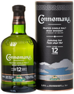 Whisky Connemara 12 YO Peated + GB 40% 0,7l