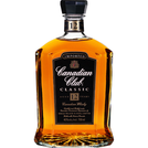 Whisky Canadian Club 12 YO 40% 0,7l