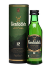 Mini Glenfiddich 12 YO Tuba 40% 0,05l