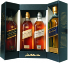 Whisky Johnnie Walker Collection set 4x 40% 0,2l