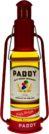 Whisky Paddy Old Irish Lampáš 40% 0,7l