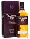 Whisky Tullamore Dew 12 YO + GB 40% 0,7l