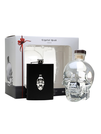 Vodka Crystal Head HipFlask GB 40% 0.7L